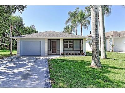 Naples Single Family Home For Sale: 750 103rd Ave N