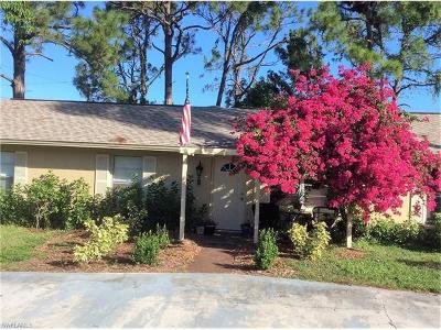 Fort Myers Single Family Home For Sale: 8169 Harrisburg Dr