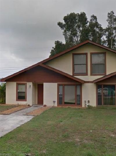 Fort Myers Single Family Home For Sale: 7193 Albany Rd