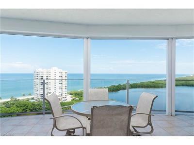 Naples FL Condo/Townhouse For Sale: $1,850,000