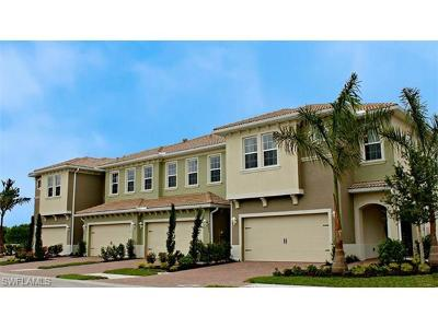 Fort Myers Condo/Townhouse For Sale: 3864 Tilbor Cir