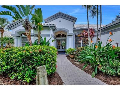 Naples Single Family Home For Sale: 4634 Merganser Ct