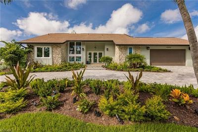 Marco Island Single Family Home For Sale: 272 N. Barfield Dr SW