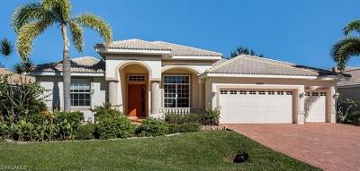Bonita Springs Single Family Home For Sale: 10601 Sir Michaels Place Dr