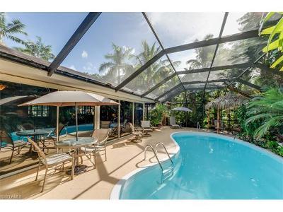 Naples FL Single Family Home For Sale: $899,900