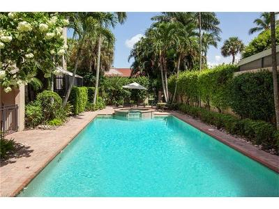 Naples FL Condo/Townhouse For Sale: $1,275,000