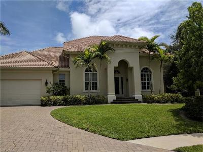 Marco Island Single Family Home For Sale: 961 Olive Ct