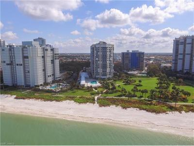 Condo/Townhouse Sold: 4041 Gulf Shore Blvd N #307