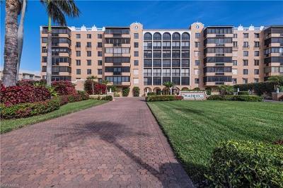 Condo/Townhouse For Sale: 3430 Gulf Shore Blvd N #5B