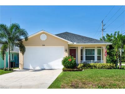Naples Single Family Home For Sale: 799 92nd Ave N