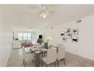 Naples Condo/Townhouse For Sale: 4150 Looking Glass Ln #3907