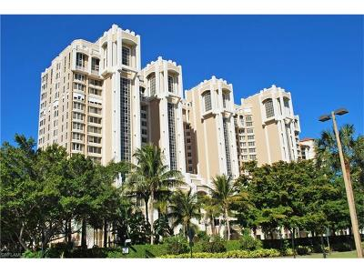 Naples FL Condo/Townhouse For Sale: $2,590,000