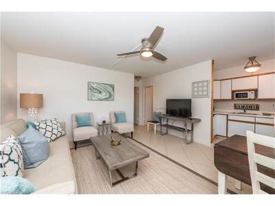 Marco Island Condo/Townhouse Pending With Contingencies: 240 N Collier Blvd #F4