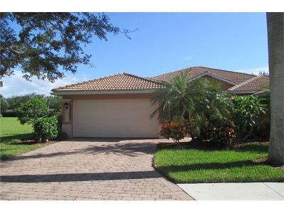 Collier County, Lee County Condo/Townhouse For Sale: 14203 Fall Creek Ct