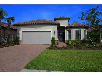 Naples Single Family Home For Sale: 8843 Vaccaro Ct