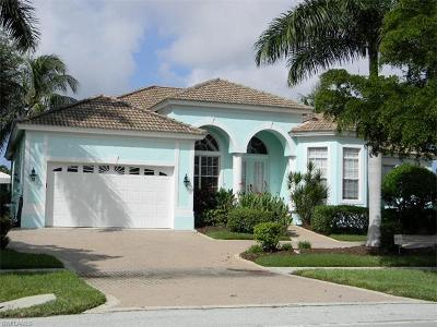 Marco Island Single Family Home For Sale: 264 N Barfield Dr