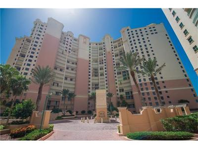 Marco Island Condo/Townhouse For Sale: 970 Cape Marco Dr #1404