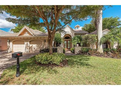 Bonita Springs Single Family Home For Sale: 14101 Ventanas Ct