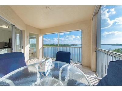 Bonita Springs Condo/Townhouse For Sale: 4895 Bonita Beach Rd #208