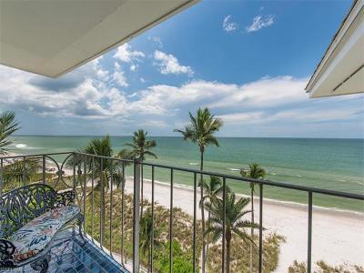 Naples Condo/Townhouse For Sale: 2011 Gulf Shore Blvd N #61