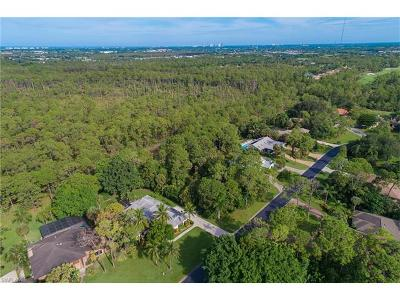 Naples Residential Lots & Land For Sale: 1805 Princess Ct