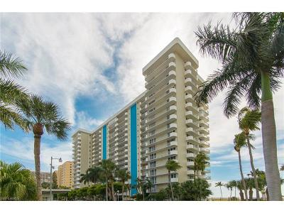 Marco Island Condo/Townhouse For Sale: 140 Seaview Ct S #1104S