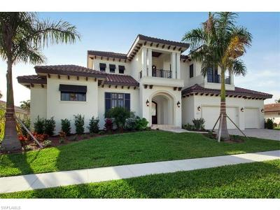 Marco Island Single Family Home For Sale: 172 Hollyhock Ct