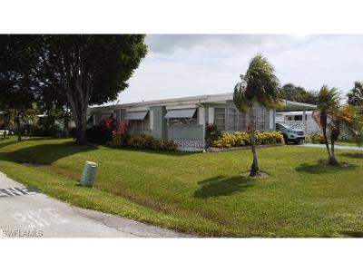 Goodland, Marco Island, Naples, Fort Myers, Lee Mobile/Manufactured For Sale: 17 Saint Tropez Dr
