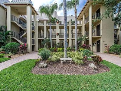 Naples  Condo/Townhouse For Sale: 311 Bears Paw Trail #311