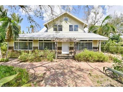 Naples Single Family Home For Sale: 95 12th Ave S