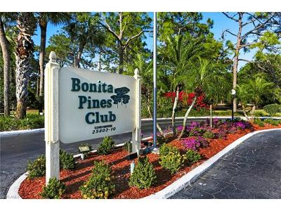 Bonita Springs Condo/Townhouse Pending With Contingencies: 25810 Cockleshell Dr #312