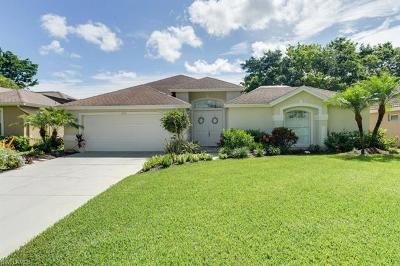 Naples Single Family Home For Sale: 1435 Vintage Ln