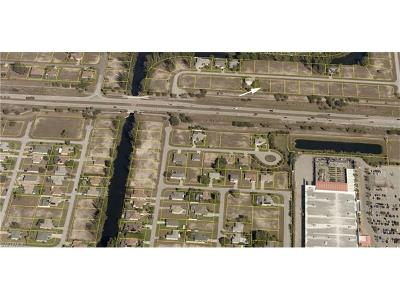Lee County Residential Lots & Land For Sale: 904 SW 24th St