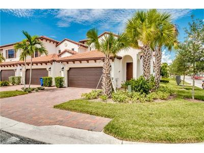 Fort Myers Condo/Townhouse For Sale: 9452 Montebello Way #110