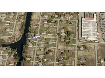 Lee County Residential Lots & Land For Sale: 2541 SW 10th Ave