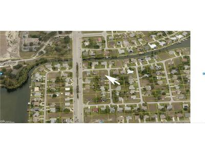 Lee County Residential Lots & Land For Sale: 110 SE 6th St