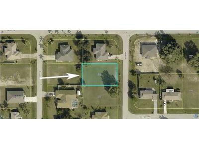 Lee County Residential Lots & Land For Sale: 2138 SW 2nd Ct