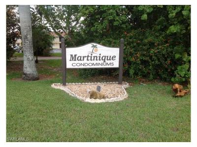 Fort Myers Condo/Townhouse For Sale: 6184 Michelle Way #123
