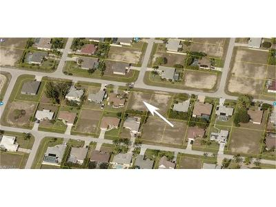 Lee County Residential Lots & Land For Sale: 1212 SW 38th St