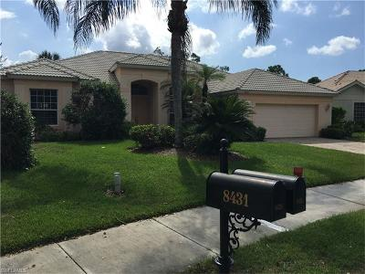 Naples Single Family Home For Sale: 8435 Gleneagle Way