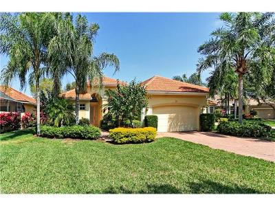 Naples Single Family Home Pending With Contingencies: 6937 Bent Grass Dr