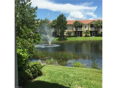 Lee County Condo/Townhouse For Sale: 20260 Estero Gardens Cir #107