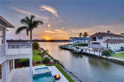 Naples FL Single Family Home For Sale: $3,500,000