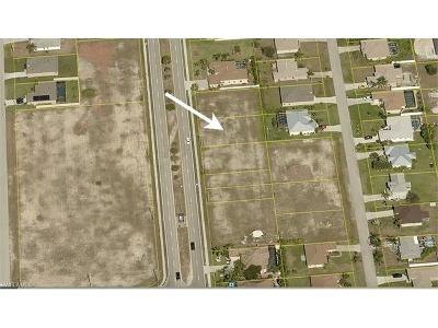 Lee County Residential Lots & Land For Sale: 4129 Chiquita Blvd S