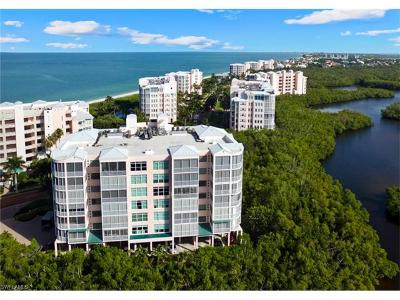 Bonita Springs Condo/Townhouse For Sale: 264 Barefoot Beach Blvd #PH02