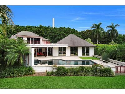 Naples FL Single Family Home For Sale: $4,000,000