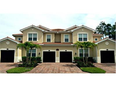 Collier County, Lee County Condo/Townhouse For Sale: 18244 Creekside Preserve Loop #201