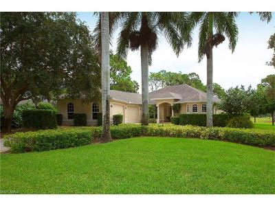 Naples Single Family Home For Sale: 1838 Imperial Golf Course Blvd