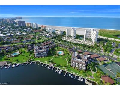 Marco Island Condo/Townhouse For Sale: 601 Seaview Ct #C307