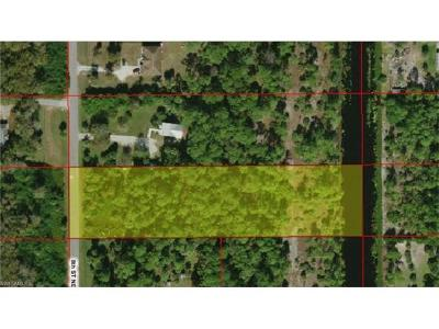Naples Residential Lots & Land For Sale: 8th St NE